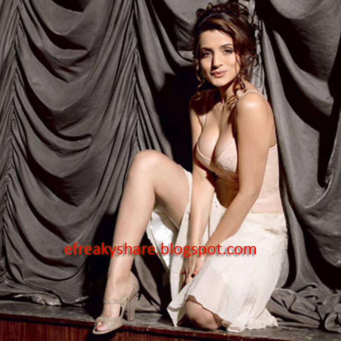 Amisha Patel Cleavage Picture